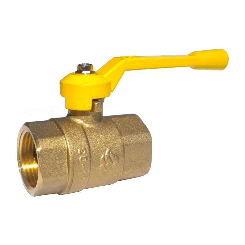 Шаровые газовые краны 11Б27П Ду-50