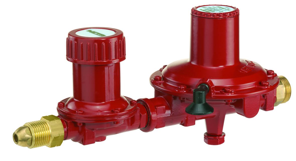 Регуляторы давления газа GOK